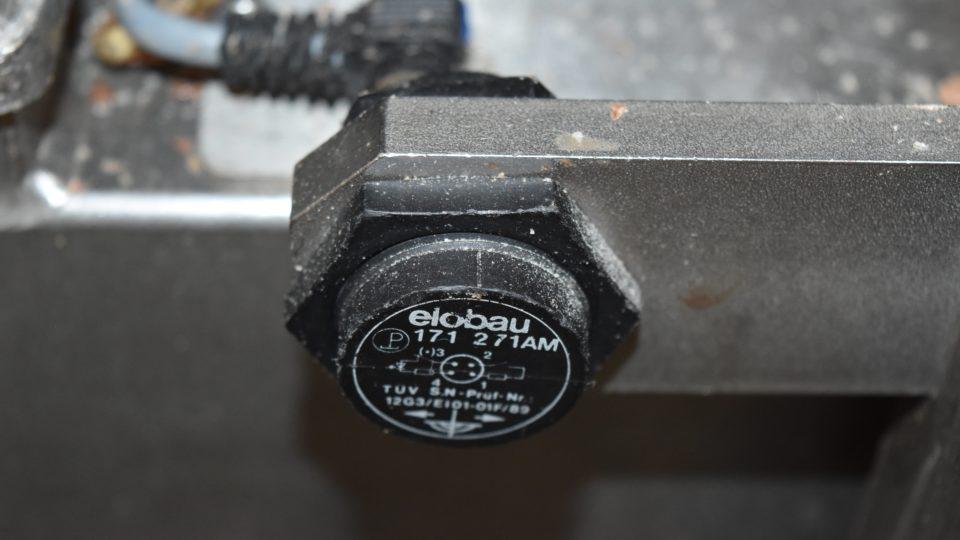 Safety sensor 171