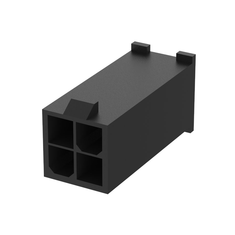 L2 Molex Mini-Fit Stecker