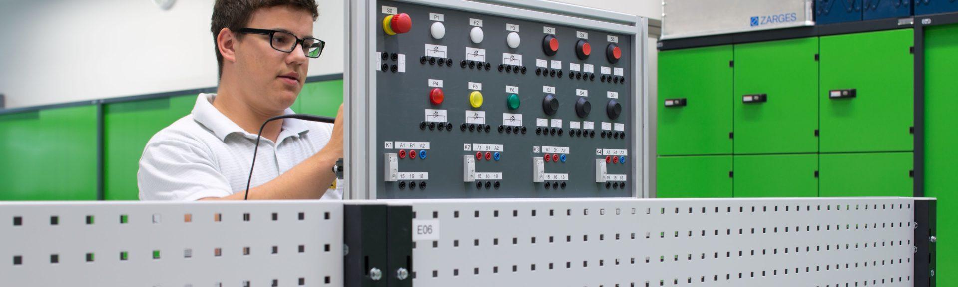 Elektroniker/in für Geräte und Systeme