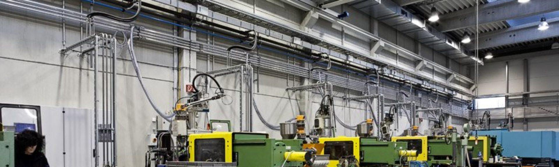 elobau Kunststoffspritzguss Maschinen