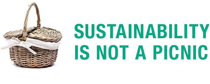 Sustentabilidade | Significa fazer um esforço sério | elobau