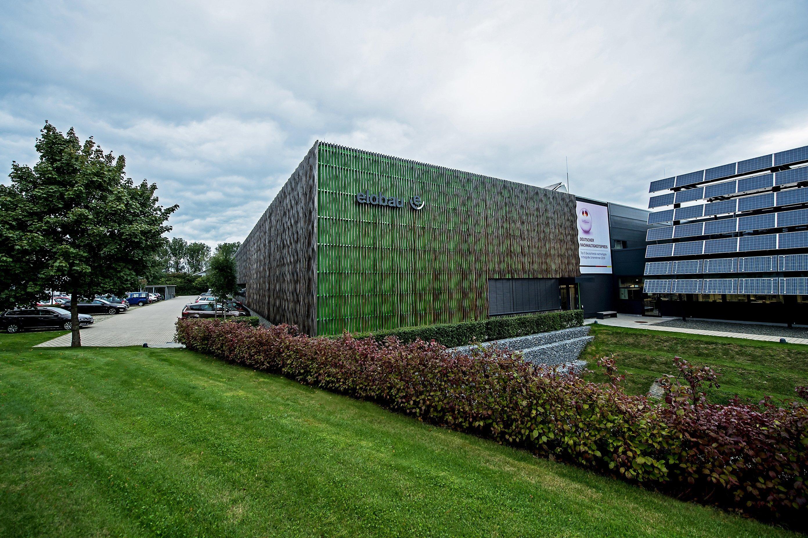 elobau Werk 2 Logistikzentrum Front