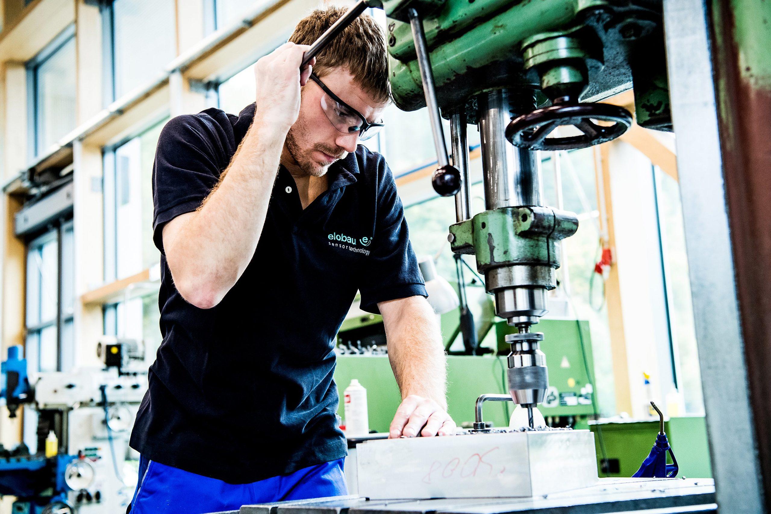 elobau Werkzeugbau Metallbearbeitung
