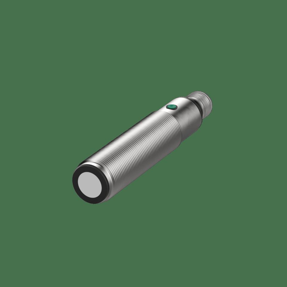 Ultrasonic sensor M18 long design IO-Link