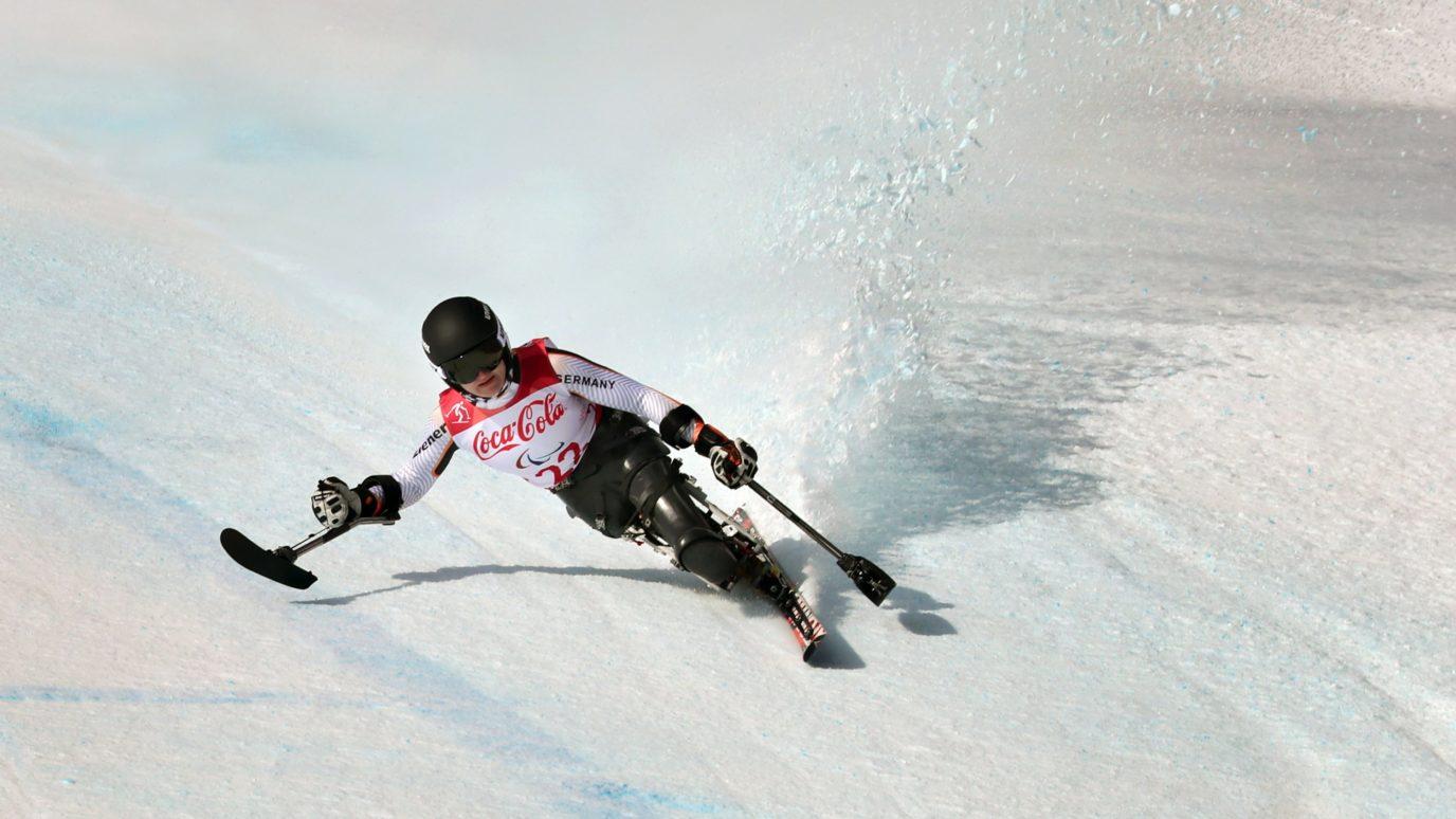 Jeux paralympiques de Pyeongchang2018 – Départ