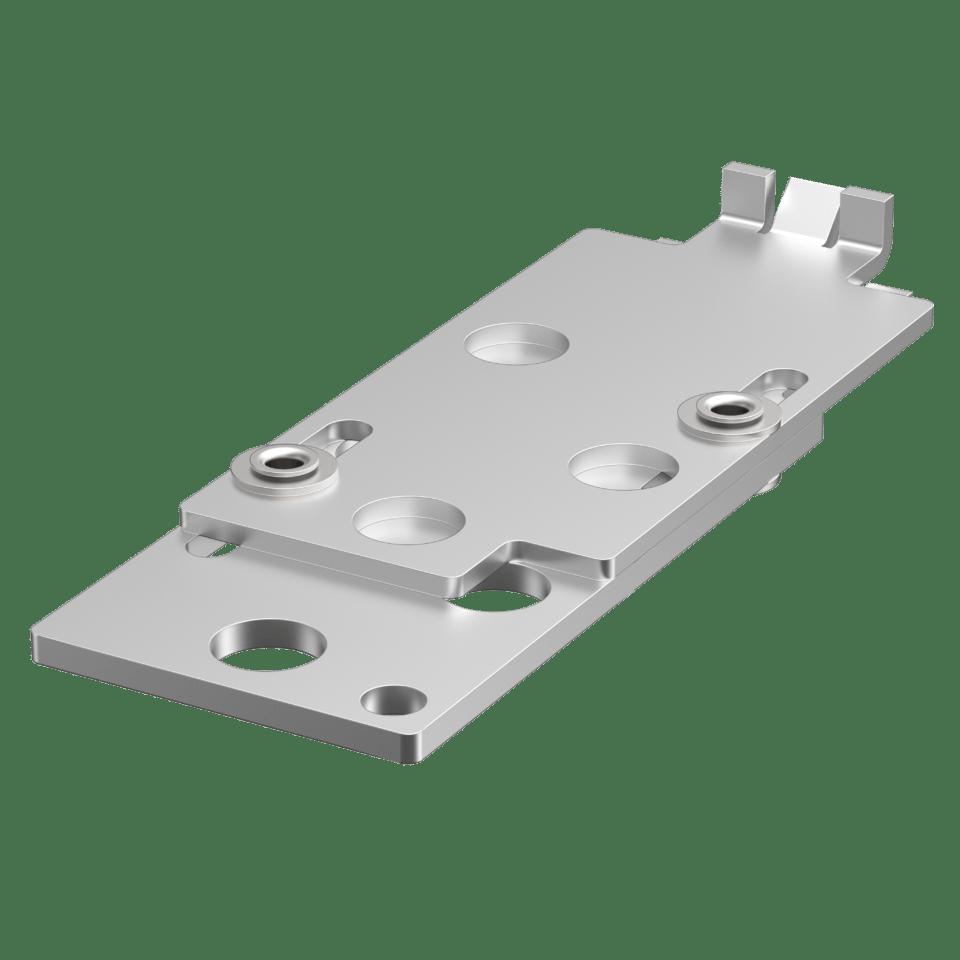 Lockout bar for guardlocking