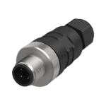 Circular connector M12 4-pin