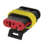 AMP Superseal 1.5 2-pin/3-pin