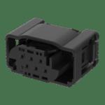 Micro Quadlock AMP 3-polig/6-polig