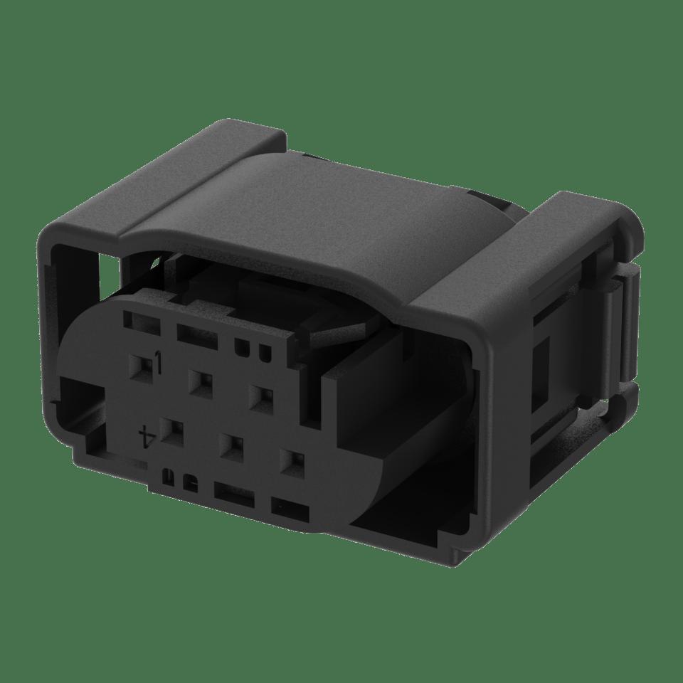 Micro Quadlock AMP 3-pin/6-pin