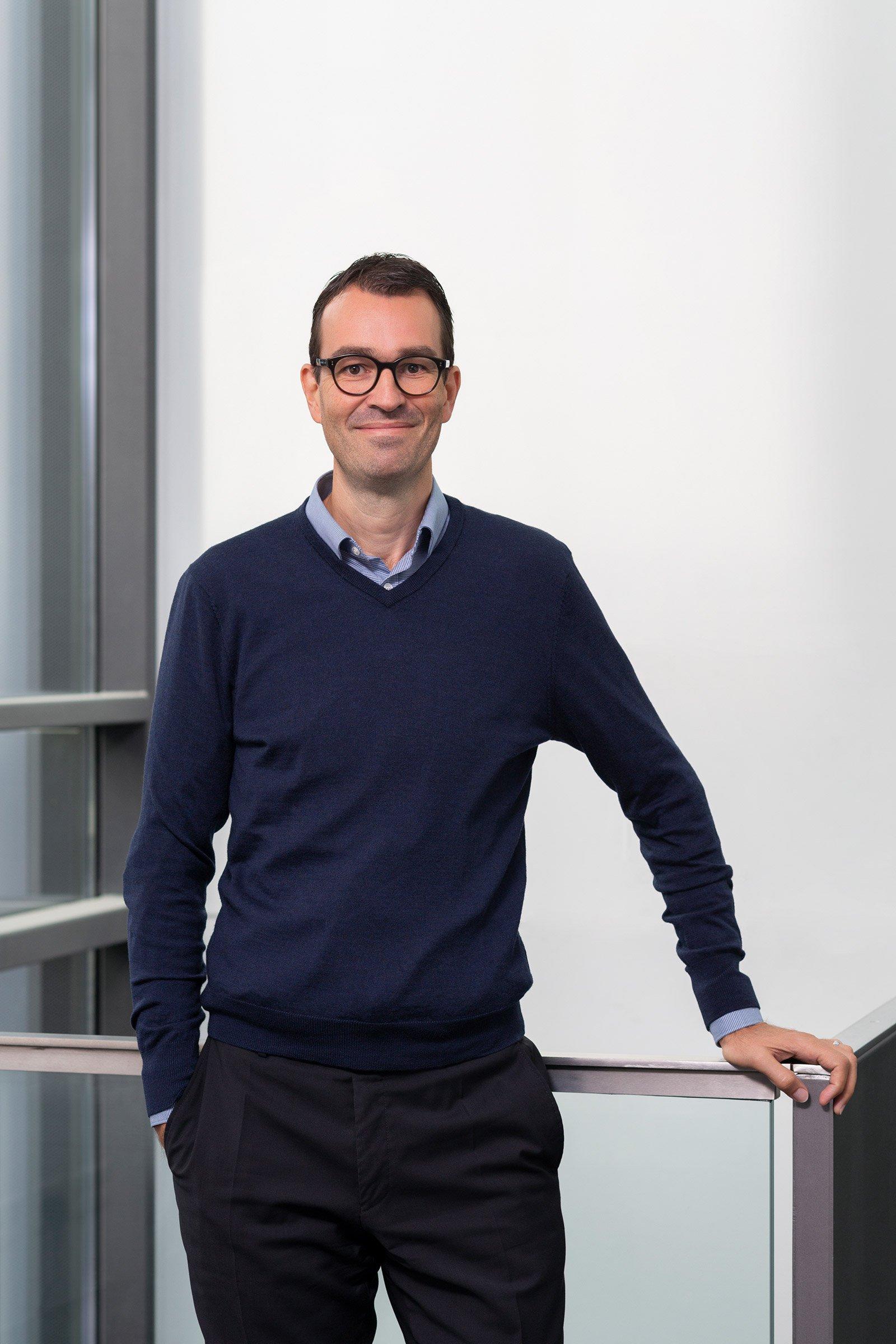 elobau Geschäftsführer Rüdiger Köhler