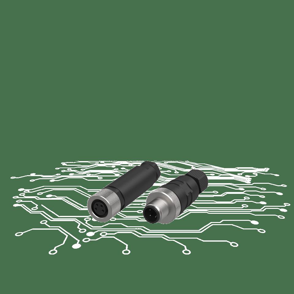 Connecteurs pour détecteurs