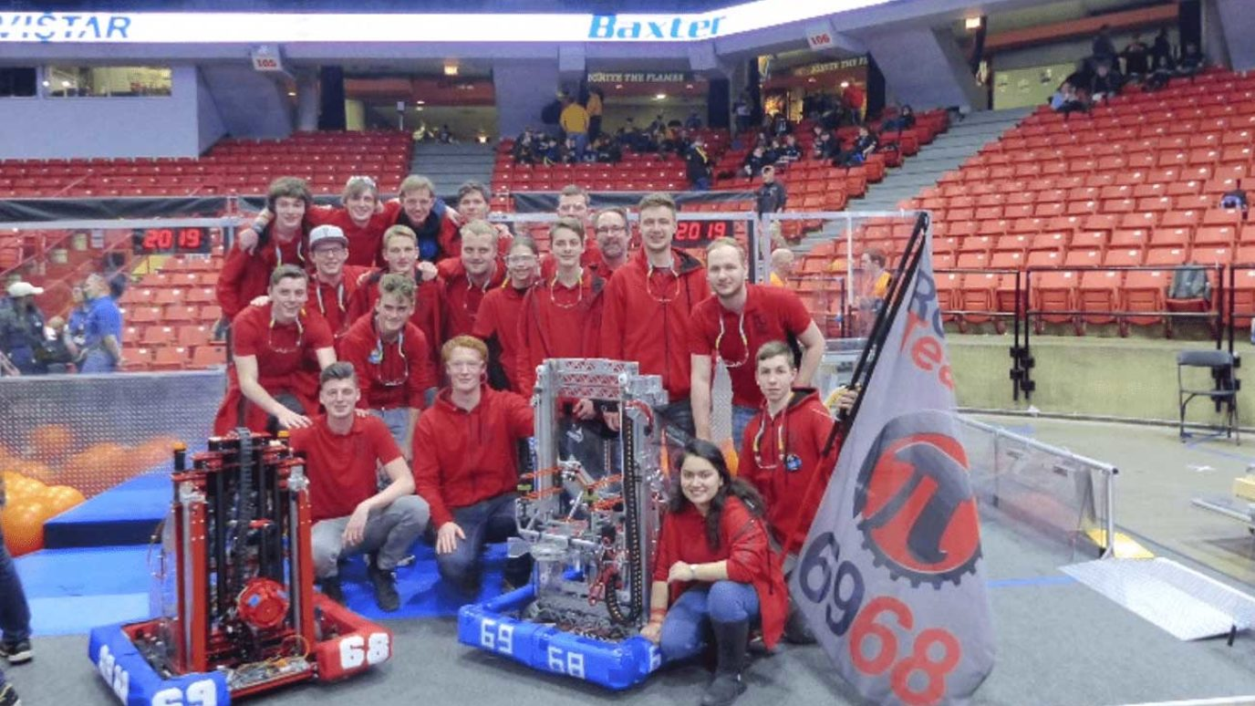 FIRST Robotics Competition Team