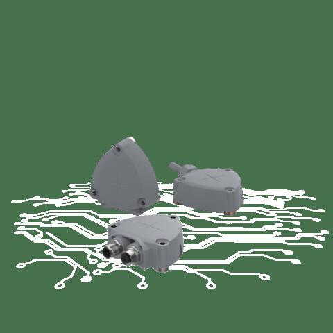 Capteurs de dévers