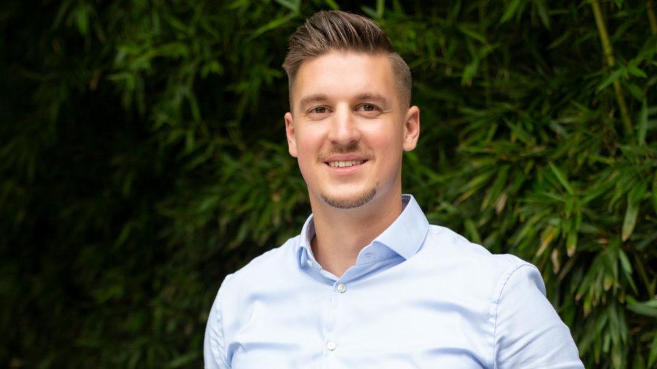 Patrick Löw Nachhaltigkeitsmanager bei elobau