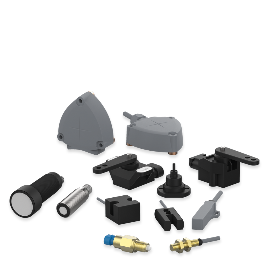 Ultraschallsensoren, Winkelsensoren, Neigungssensoren