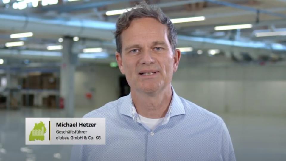 Umweltpreis mit Michael Hetzer