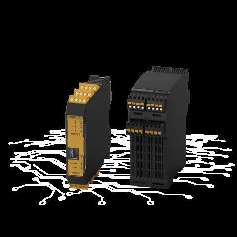 Controlador de segurança modular programável