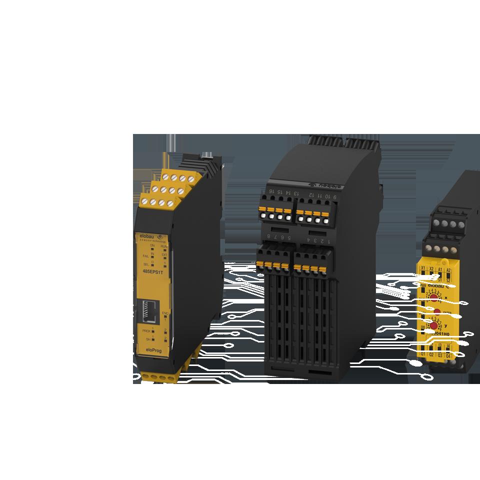 Controlador de segurança modular programável Archives | elobau