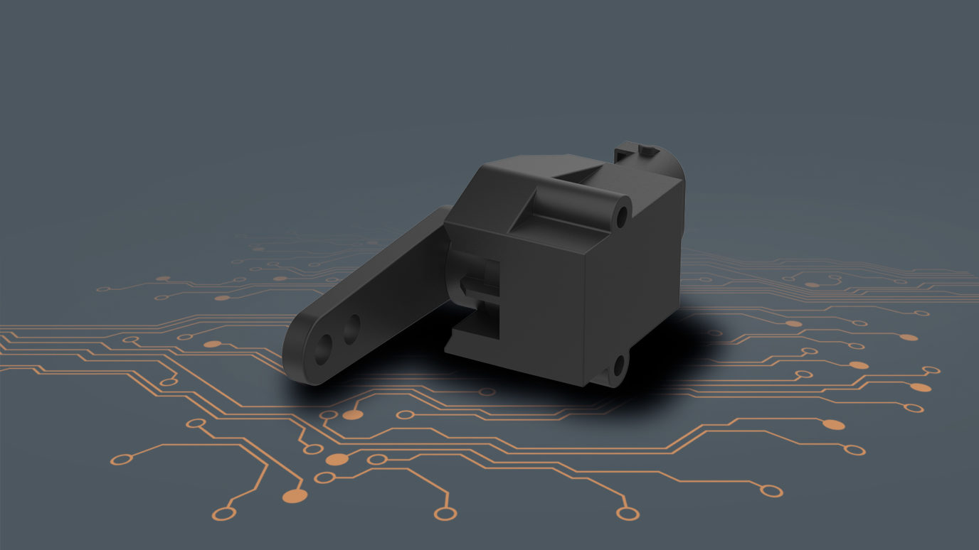 Press release: 424S expands the range of angle sensors at elobau | elobau
